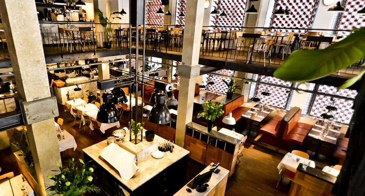 Metropolitain - Cafe de Paris - Amsterdam - Rokin - All Day Breakfast - Hotspot - Dinner - Drinks - Dance - Cocktails - Borrel hotspot!