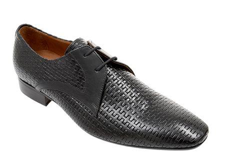 Embossed Interlace Derby #KurtGeigerSA #Spitz #shoes