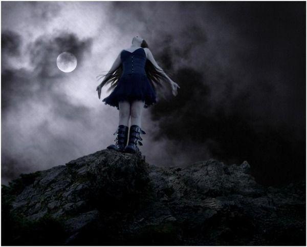 alone goth