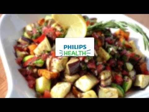 How to make Sauteed Vegetables with the Phillips air fryer