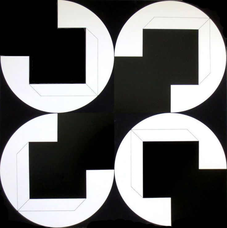 "Attila Kovacs ""Synthetische Programme"" 1971 #konkrete kunst #arte concreta #concrete art"