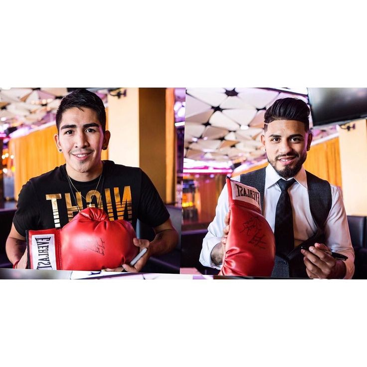 Leo Santa Cruz and Abner Mares signing gloved at the press conference yesterday. They both will be fighting Oct 14 at StubHub Center in Carson Calif. Santa Cruz will face Chris Avalos and Mares faces Gutierrez. If both are successful it will set up a highly anticipated rematch between the two in 2018. #santacruzavalos #maresgutierrez #boxingfans #boxing #boxeo #boxingheads #boxeomexicano #boxingnews #boxinglife #boxingjunky #boxingworld #boxingguru #boxingtalk #frontproof #frontproofmedia…