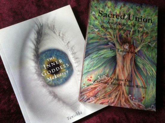 Buy Tanishka's two best selling books & SAVE! Valued at $59.95 You Only Pay $50! (A saving of $9.90)  About 'The Inner Goddess Makeover' The 7 Step Tantric Workbook