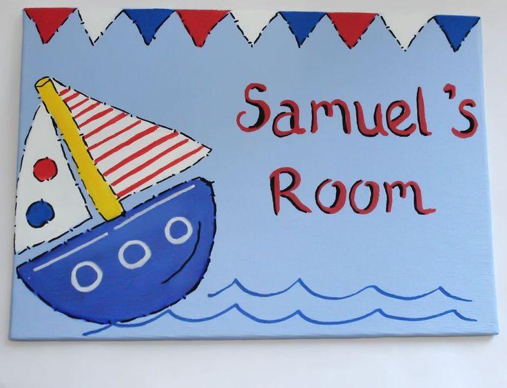 148 best Childrens Door Signs / plaques images on Pinterest | Door ...