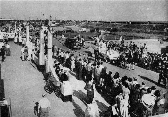 Canvey Carnival c1956 - Eastern Esplanade