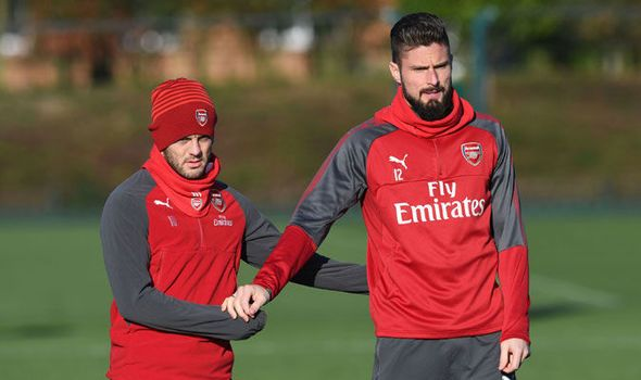 Arsenal news: West Ham plotting double January raid for Jack Wilshere and Olivier Giroud    via Arsenal FC - Latest news gossip and videos http://ift.tt/2jVs6Nw  Arsenal FC - Latest news gossip and videos IFTTT