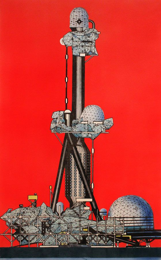 Archigram: a State-of-the-Art area for Sir Peter Cook Certainly preferring to…