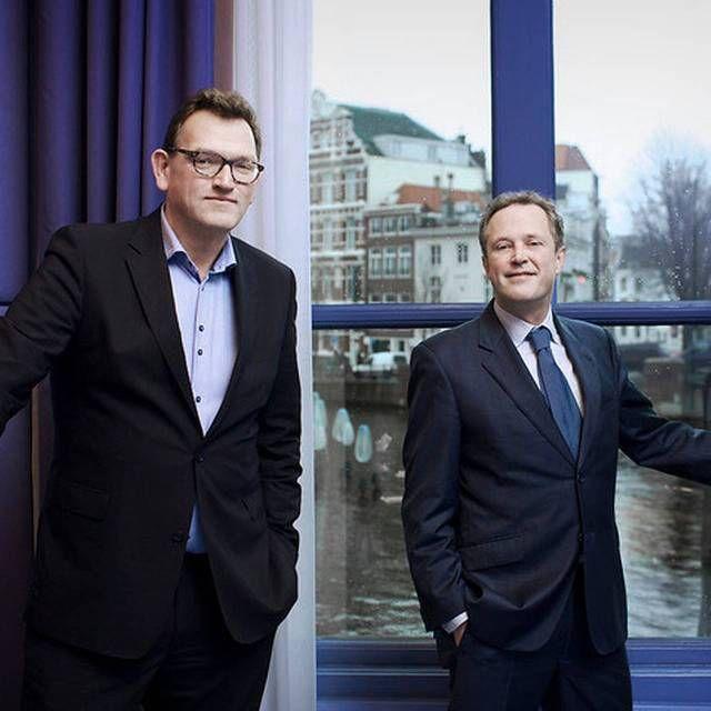 Oud-hoofdredacteur Telegraaf en voormalig adjunct lanceren eigen bedrijf, nu monopolie van klassieke uitgevers afbrokkelt