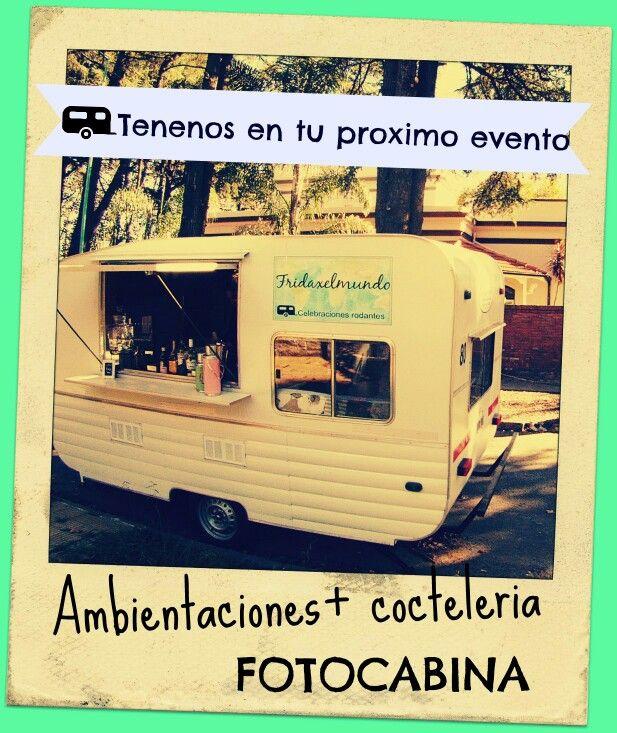 Nuestra Frida Caravan para ambientar tu proximo evento