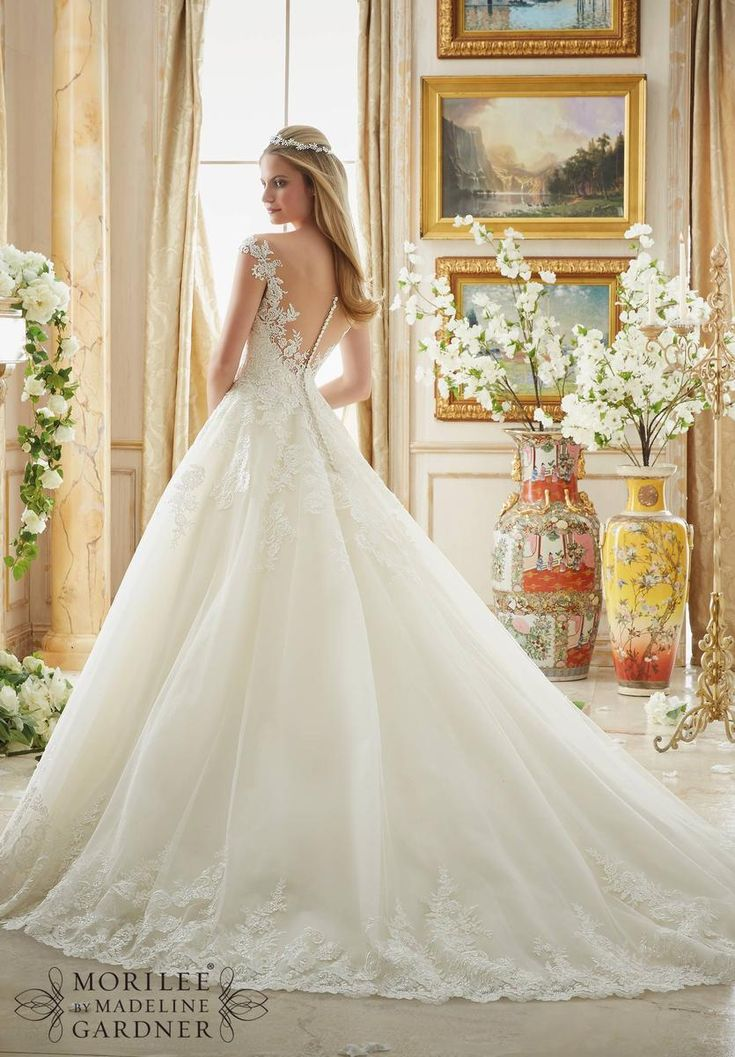 Mori Lee Bridal 2889 Mori Lee Bridal by Madeline Gardner