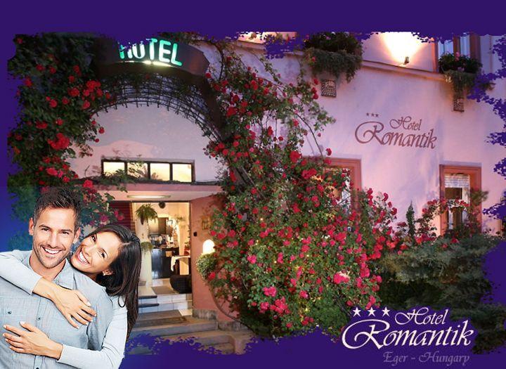 Mai utazás Belföld Kupon - 42% kedvezménnyel - Mai utazás Belföld - 3 napos pihenés a vörösbor fővárosában, Egerben! 3 nap 2 éjszaka 2 fő részére félpanzióval a Hotel Romantik***-ban élményfürdő belépőkkel valamint az egri Panoptikum vagy Minaret  látogatásával 57.500 Ft helyett 33.500 Ft. Most fizetendő: 4.300 Ft..
