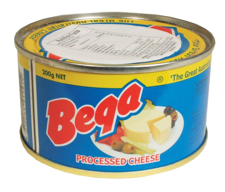 Amazon.com : One Case of Bega Cheese - 36 cans : Packaged Cheddar Cheeses : Grocery & Gourmet Food
