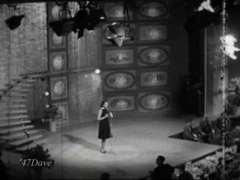 Gigliola Cinquetti - Non Ho L'Età - Eurovision Song Contest Winner 1964 ...