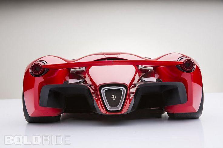 2015 Ferrari F80 Concept by Adriano Raeli