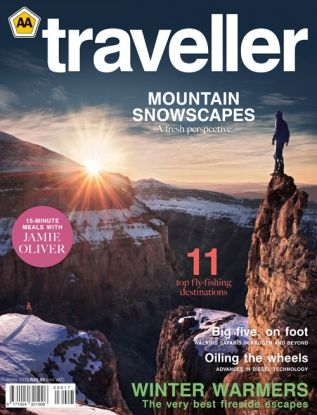 AA traveller |Highbury Safika Media | Liezel le Roux