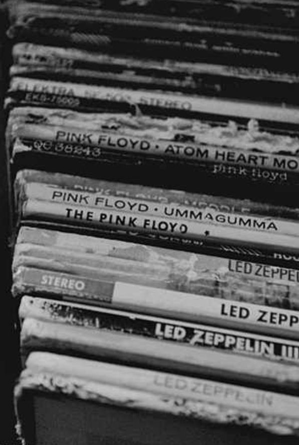 """I have hundreds of records and a record player (a must have). My niece's friend was over one day and asked what that was. (Boy, do I feel old!) We told her and put on a record. Then she asked """"Can it change tracks?"""" As my jaw dropped, my husband went over to the player, and calmly said """"Yes, it does."""" and proceeded to lift up the needle arm and lower it down on a different song."""