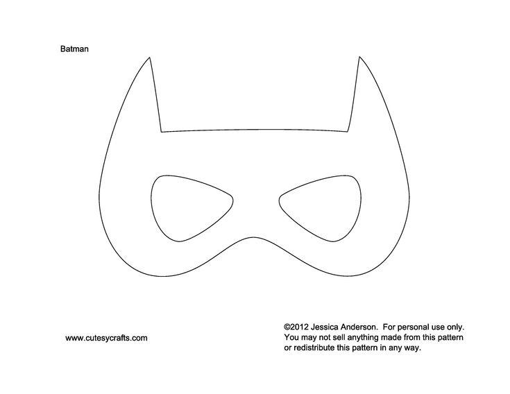 Ae4d4f8b81935a19e69666881ce180ab Jpg 3 300 2 550 Pixels Superhero Masks Superhero Mask Template Batman Mask Template