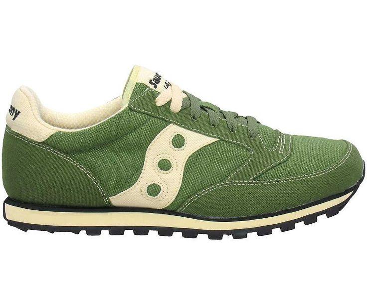 Women's Old School Saucony sneaker in all vegan version | Vegan Shoes | Vegan Sneakers