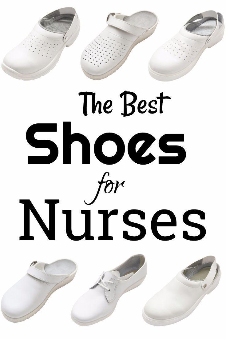 The Best Shoes for Nurses #nursing #nurseshoes #shoes #clogs
