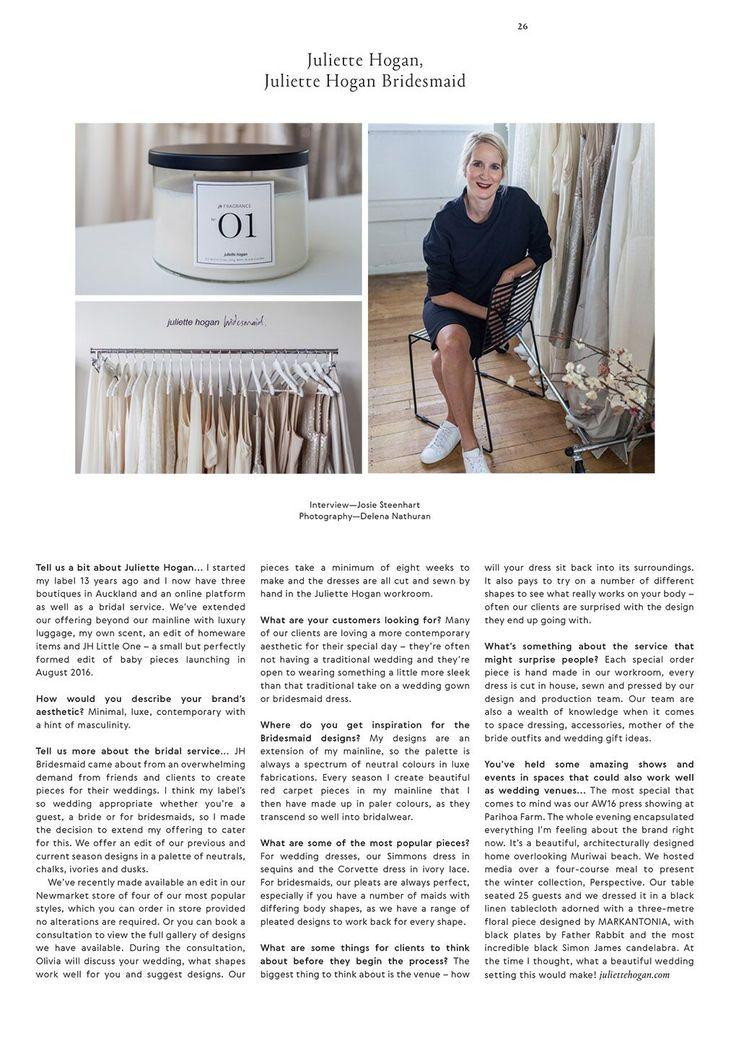 together journal issue 4 | juliette hogan interview
