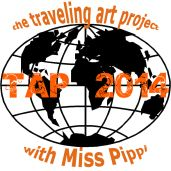 T.A.P. 2014 - the Traveling Art Project  join now !