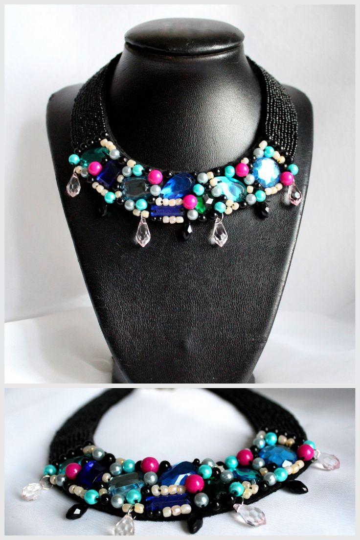 Model B58 Statement necklace