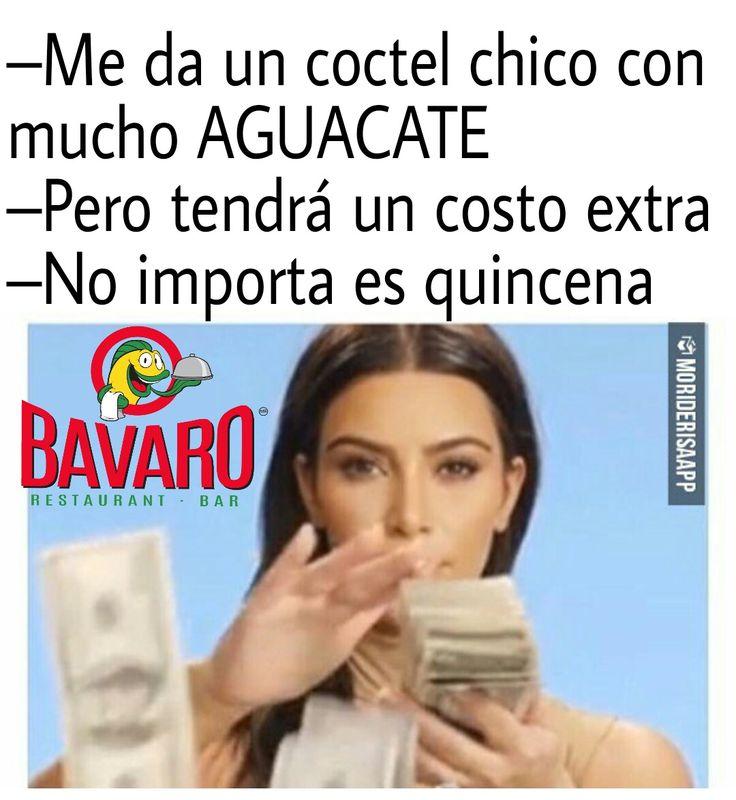 Cuando es quincena en el BAVARO #LoQueCallamosLosGodinez #CuandoNadieMeVe #meme #FelizMartes