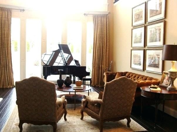 Small Living Room With Baby Grand Piano With Images Grand