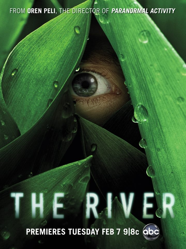 """""""The River"""".. Very much interesting and somewhat horrible ;)"""
