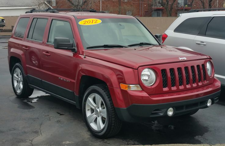 Used 2012 Jeep Patriot For Sale |‪#‎Jeep‬ Patriot fresh on the lot! Come test drive this 2012 model that only has about 40,000 miles & gets 29 HWY MPG!! ‪#‎carshopping‬ ‪#‎indycars‬ ‪#‎indianapoliscars‬ ‪#‎usedcars‬ ‪#‎jeeps | ‬7851 Pendleton Pike Indianapolis, IN 46226                                            (317) 547-1000