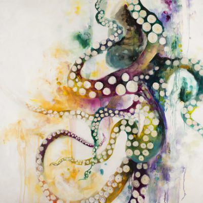 Octopus Limited Edition of 75 and 10 Artist Proofs