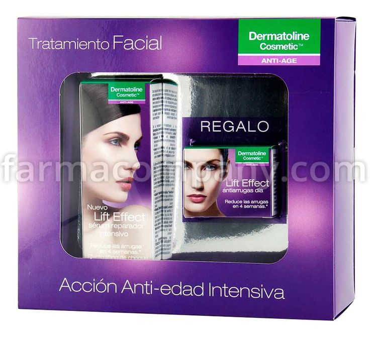Dermatoline+Cosmetic+Lift+Effect+Serum+Reparador+30+Ml+++Lift+Effect+Antirrugas+Dia+15+Ml+REGALO+en+Farmacompany.com