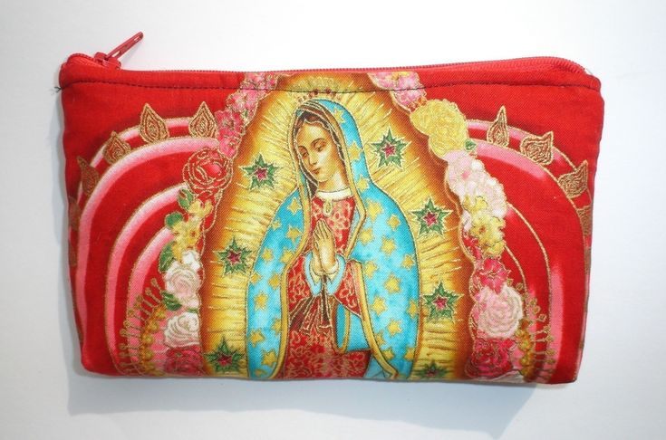 VIDA Statement Bag - OUR LADY GUADALUPE by VIDA EpHcbmj