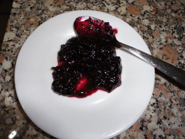 Confettura di ciliegie al microonde - food4geek