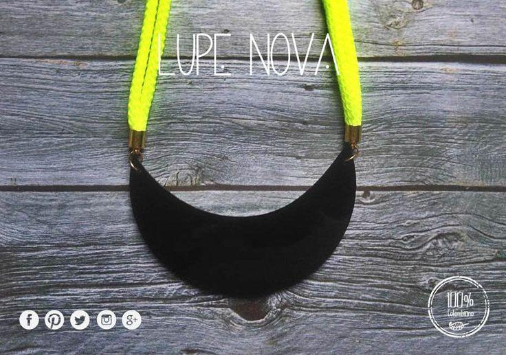 Envíos nacionales e internacionales. Síguenos en www.facebook.com/.... #collar #Bogotá #Colombia #colección #Negro #Rojo #Rosa #Lila #AzulRey #AzulCeleste #Verde#joyas #mujeres #tienda #tiendas #sígueme #collares #accesorios #instacompras #followme #instaventas #productocolombiano #altacalidad
