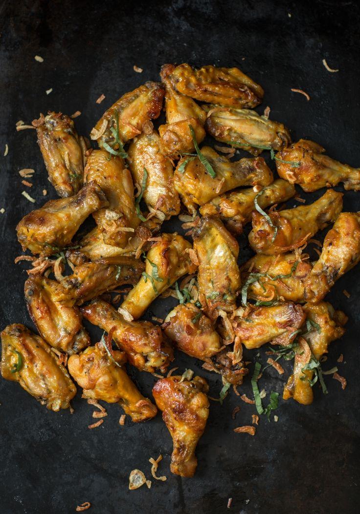 Over 1000 id er om recette ailes de poulet p pinterest vinger poulet au barbecue og poulet rouge - Cuisiner des ailes de poulet ...