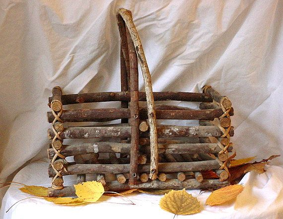How To Weave A Basket Out Of Twigs : Best weaving ideas images on basket
