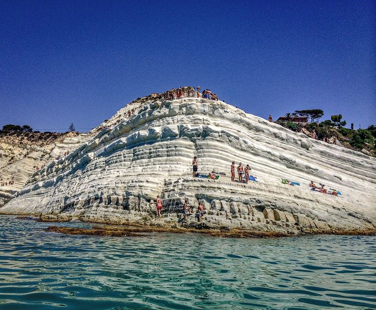La prua di #scaladeiturchi #Agrigento #sicilia