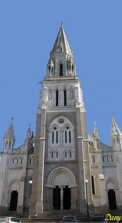 Les 701 meilleures images du tableau art religieux pays de la loire sur pinterest - Basilique de saint nicolas de port ...
