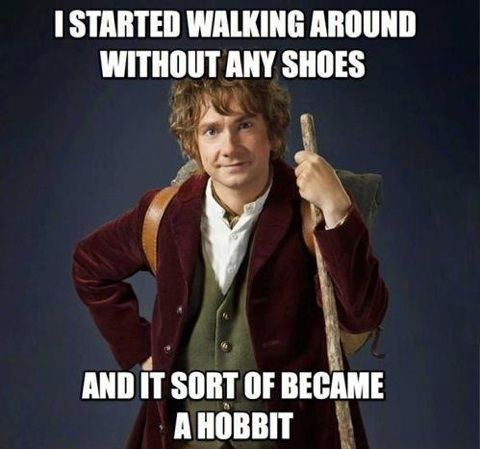 Oh just take a look at this!        #BilboBaggins #lordoftherings