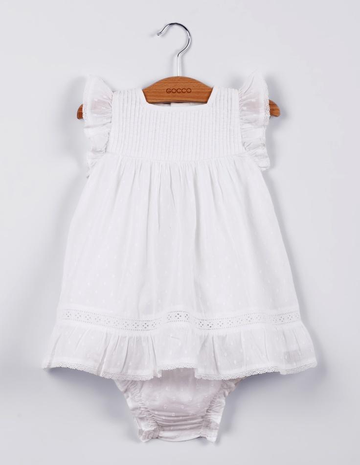 Vestidito niña de la colección de verano de Gocco