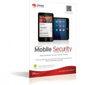 Mobile Security - Personal Edition for Android 24Mths 1User