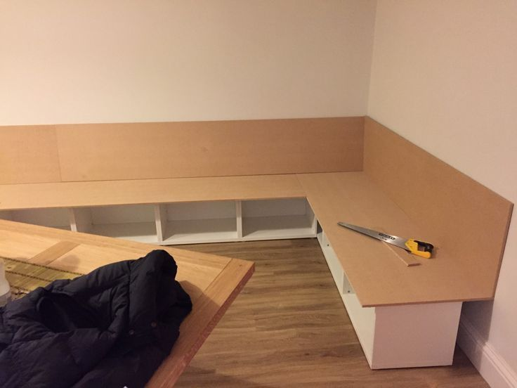 Besta Bench Seat Dining – Les hackers IKEA – Les hackers IKEA … #bench #besta #es …