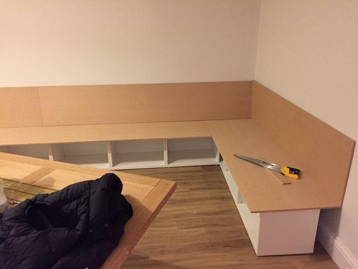 Best 25 Ikea hack bench ideas on