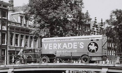 Verkade's Beschuit, Singel Amsterdam | Flickr - Photo Sharing!