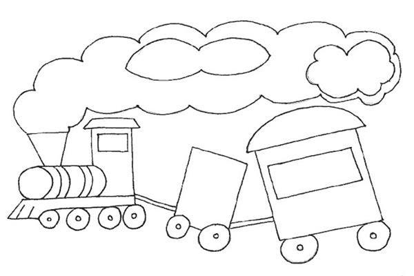 Hasil Gambar Untuk Gambar Kepala Kereta Api Dengan Banyak Untuk