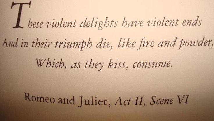 Romeo und Julia // Romeo and Juliet