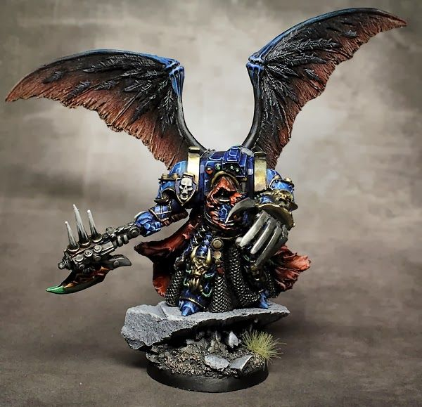 Showcase: Night Lords Commander