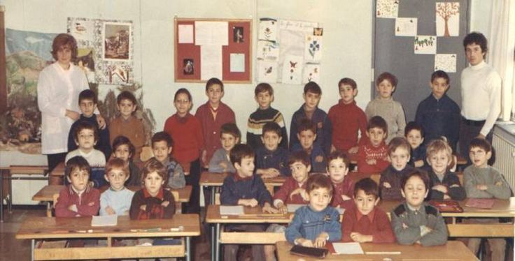 photo de classe ce1 de 1969 ecole castellas les lions. Black Bedroom Furniture Sets. Home Design Ideas
