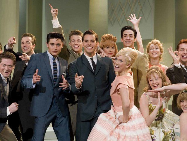 I got Hairspray! You look at life like it's one big party! And why not? You never take things too seriously; you'd rather dance it out! You aren't afraid of change and think that we should all love each other even though we're different. Which Broadway Musical Best Describes Your Life?